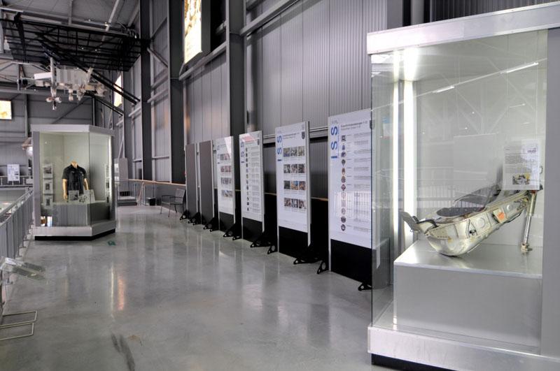 Ausstellung ISS Speyer