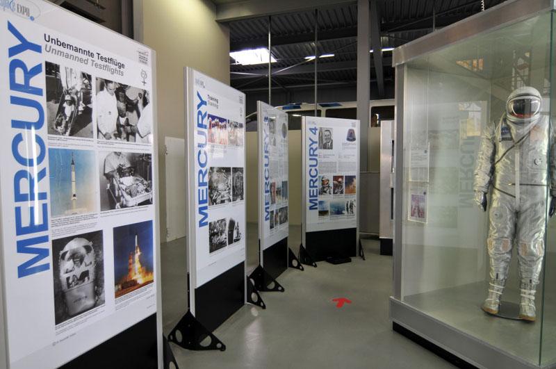 Ausstellung Mercury Speyer