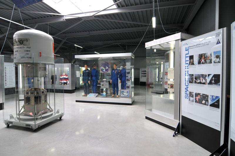 Ausstellung Space Shuttle Speyer