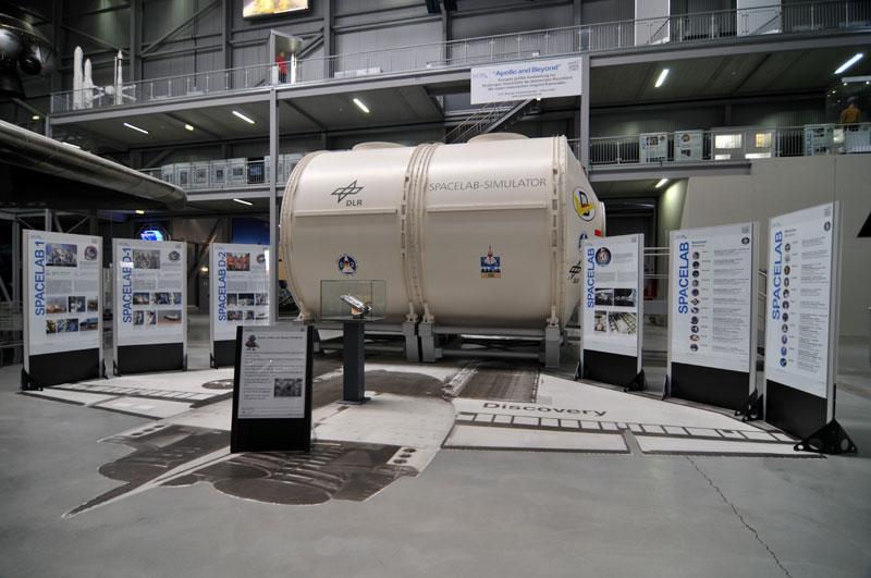 Ausstellung Spacelab Speyer