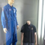 Fluganzug Astronaut Andrew Feustel