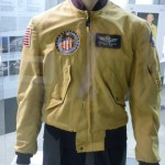 Trainingsjacke Astronaut Charlie Duke