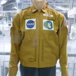 Flugjacke Astronaut Bill Pogue