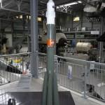 Modell Sojus Rakete 1:20