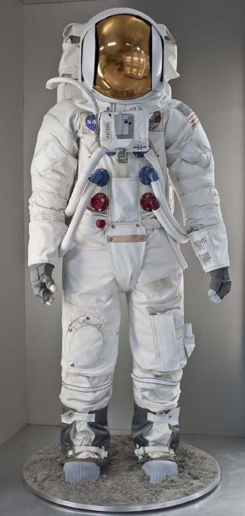 Raumanzug Neil Armstrong Replik Spaceconsult